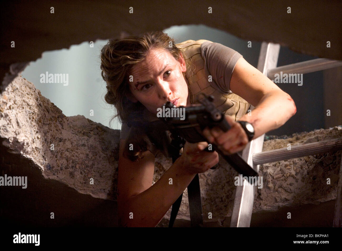 Il Regno (2007) JANET MAYES, Ali Suliman, Jamie Foxx, Chris Cooper PETER BERG (DIR) TKIN 006 Immagini Stock