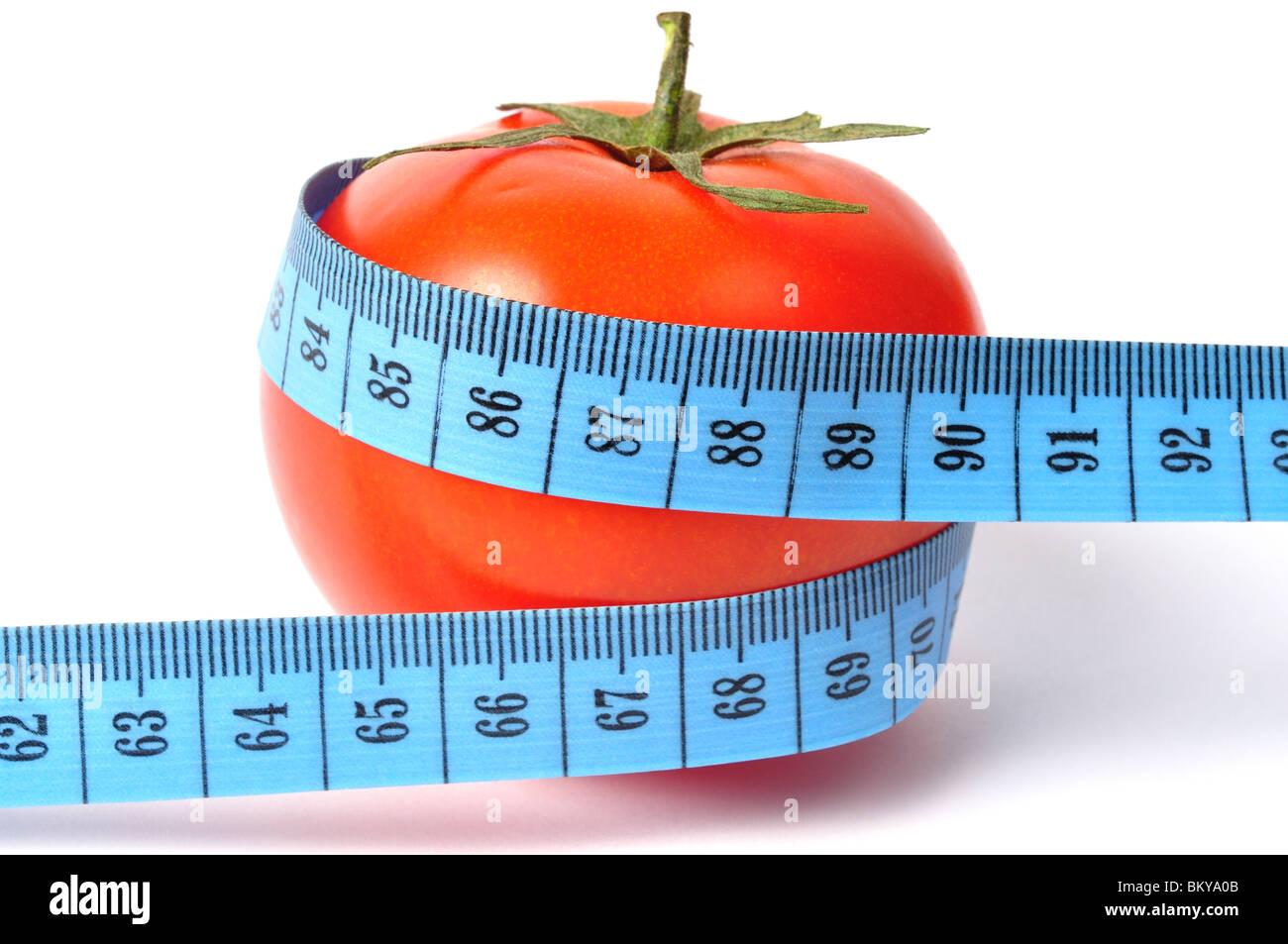 Concetto di dieta Immagini Stock