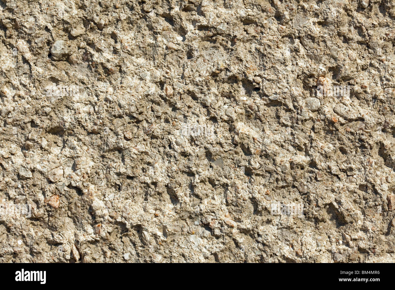 Photo shot di texture a parete Immagini Stock