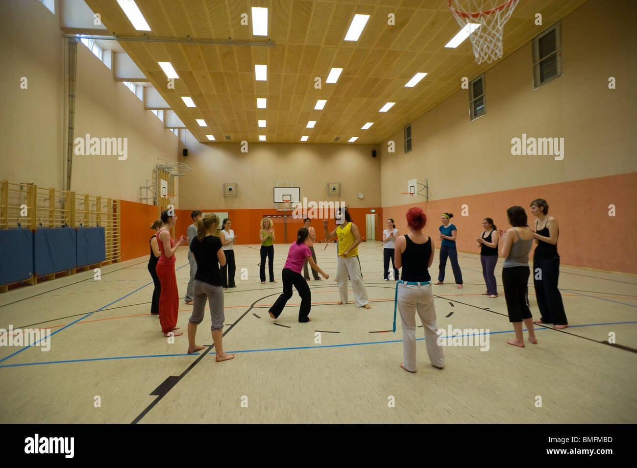 Capoeira Immagini Stock