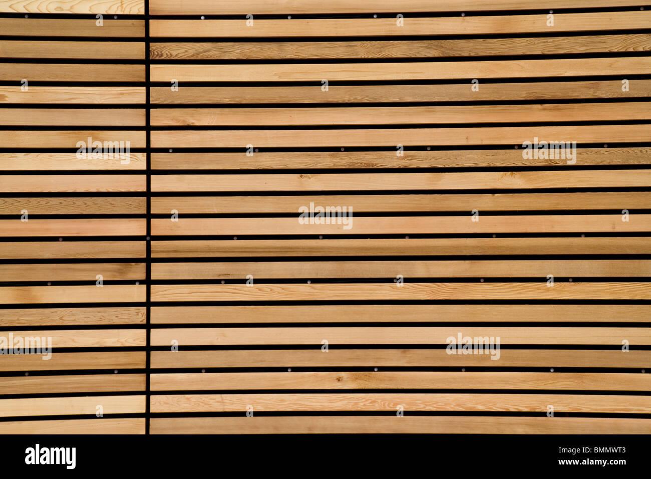 Modello di legno per chiudere in background fino Immagini Stock