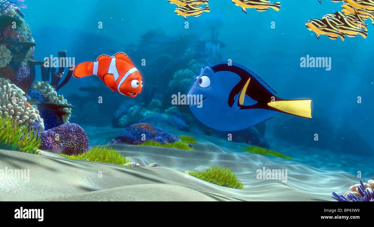Trovando Nemo Crush e squirt