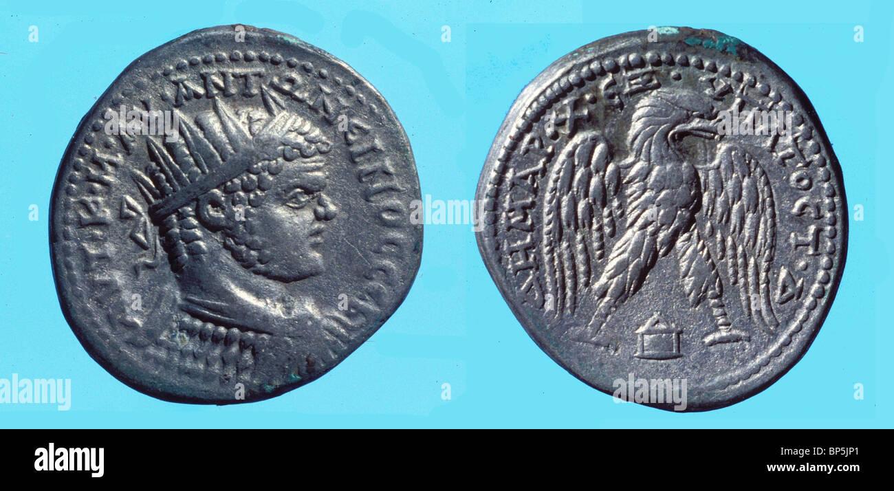 4166. Romano Imperatore Caracalla 211-217 d.c. Immagini Stock