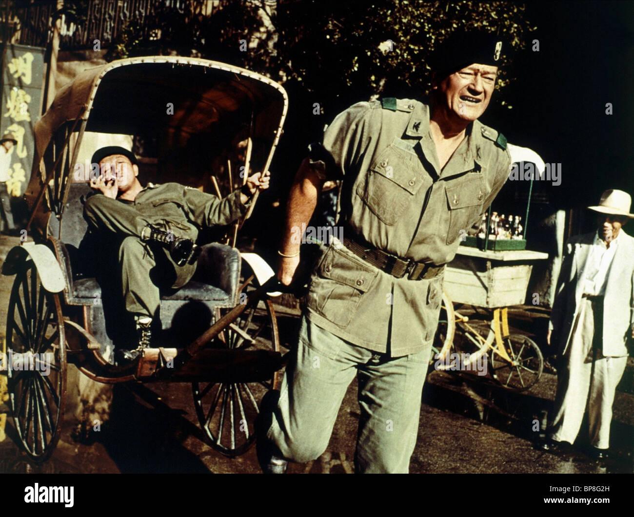 JOHN WAYNE I berretti verdi (1968 Foto   Immagine Stock  30921033 ... 7f98053f81e1
