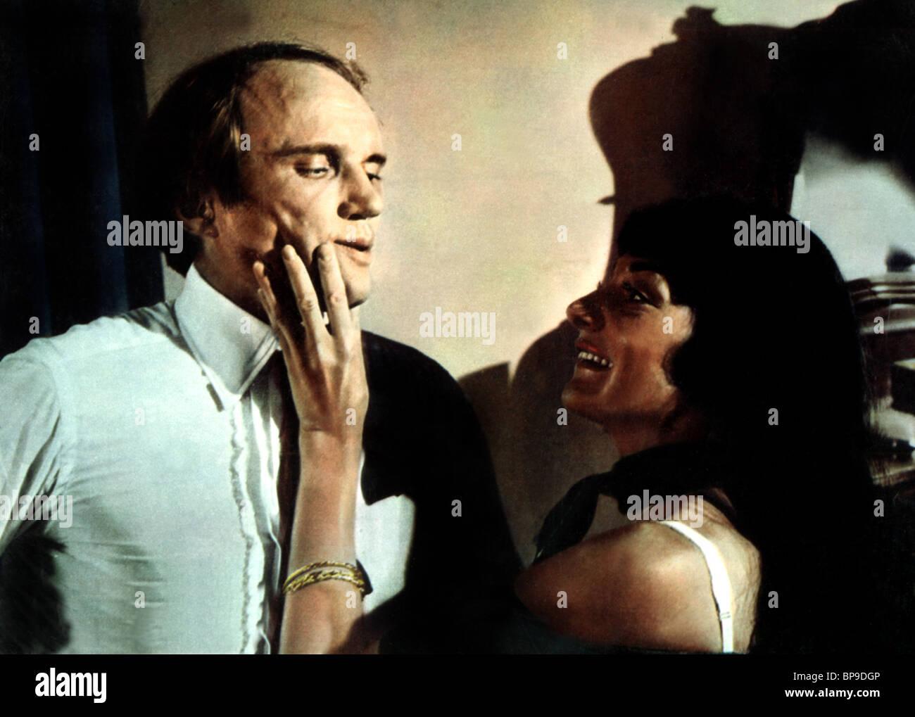 JAMES OLSON, Jane LAPOTAIRE, crescendo, 1970 Immagini Stock