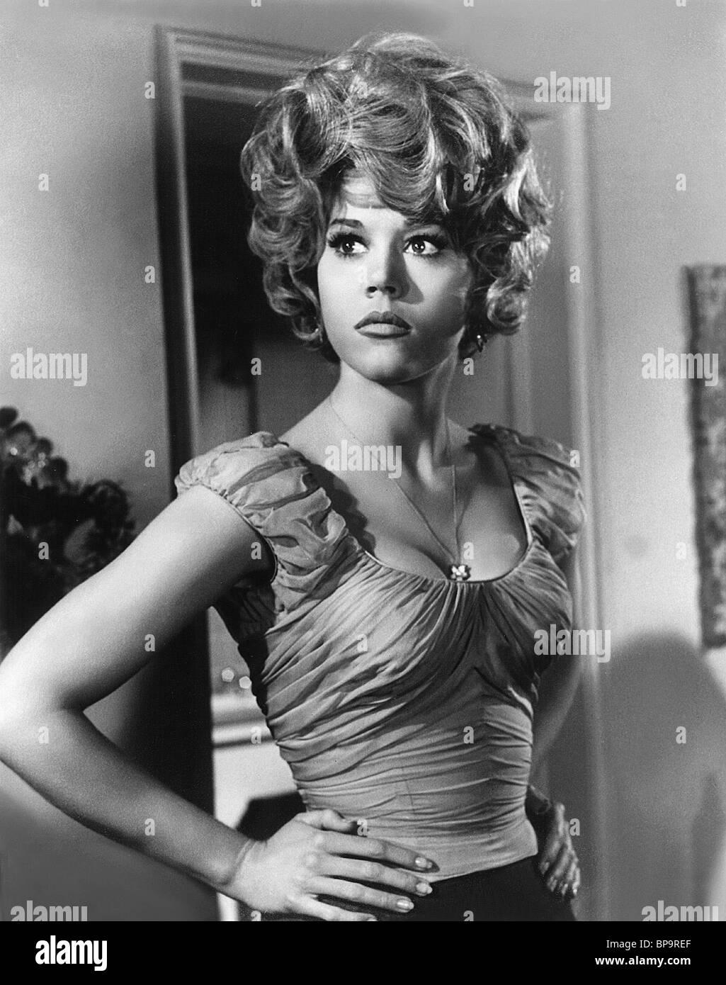 JANE FONDA PERIODO DI REGOLAZIONE (1962) Immagini Stock