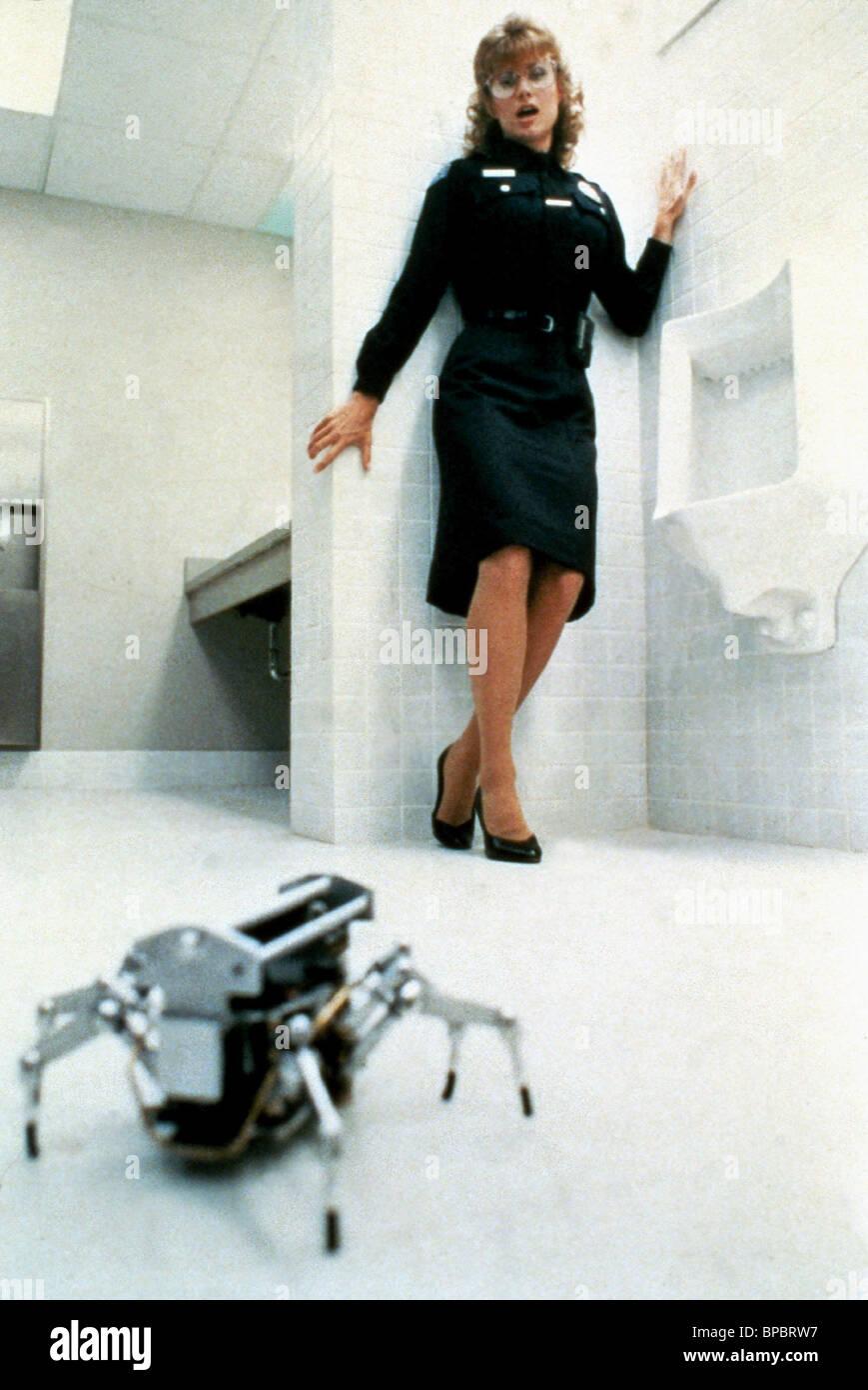 CAROL TEASDALE RUNAWAY (1984) Immagini Stock