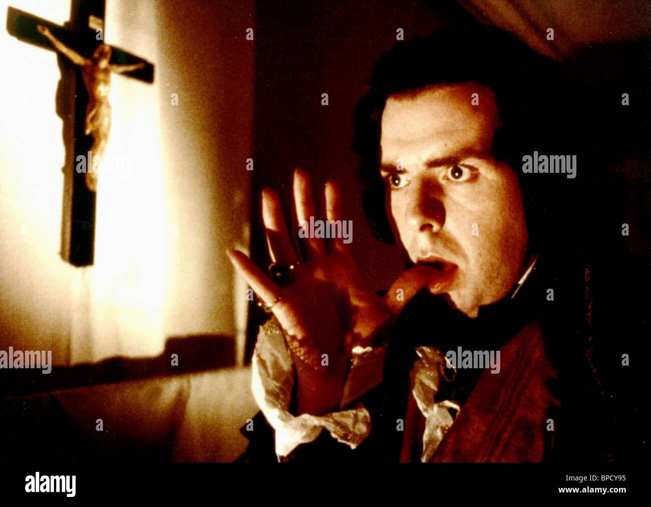 TIMOTHY SPALL gotico (1986) Immagini Stock