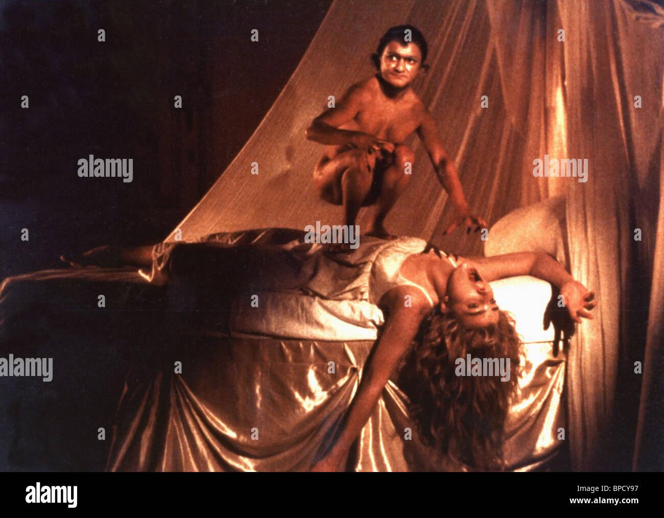NATASHA RICHARDSON gotico (1986) Immagini Stock