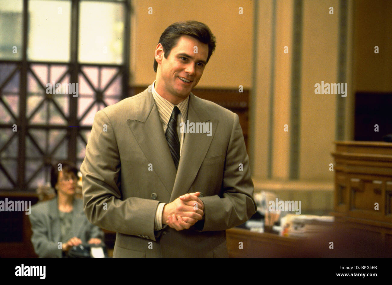 JIM CARREY Bugiardo bugiardo (1997 Foto stock - Alamy