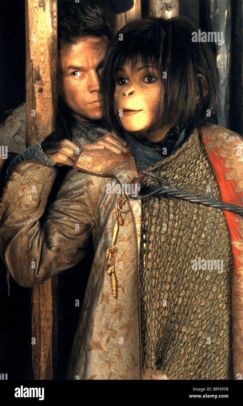 MARK WAHLBERG, Helena Bonham Carter, il pianeta delle scimmie ...