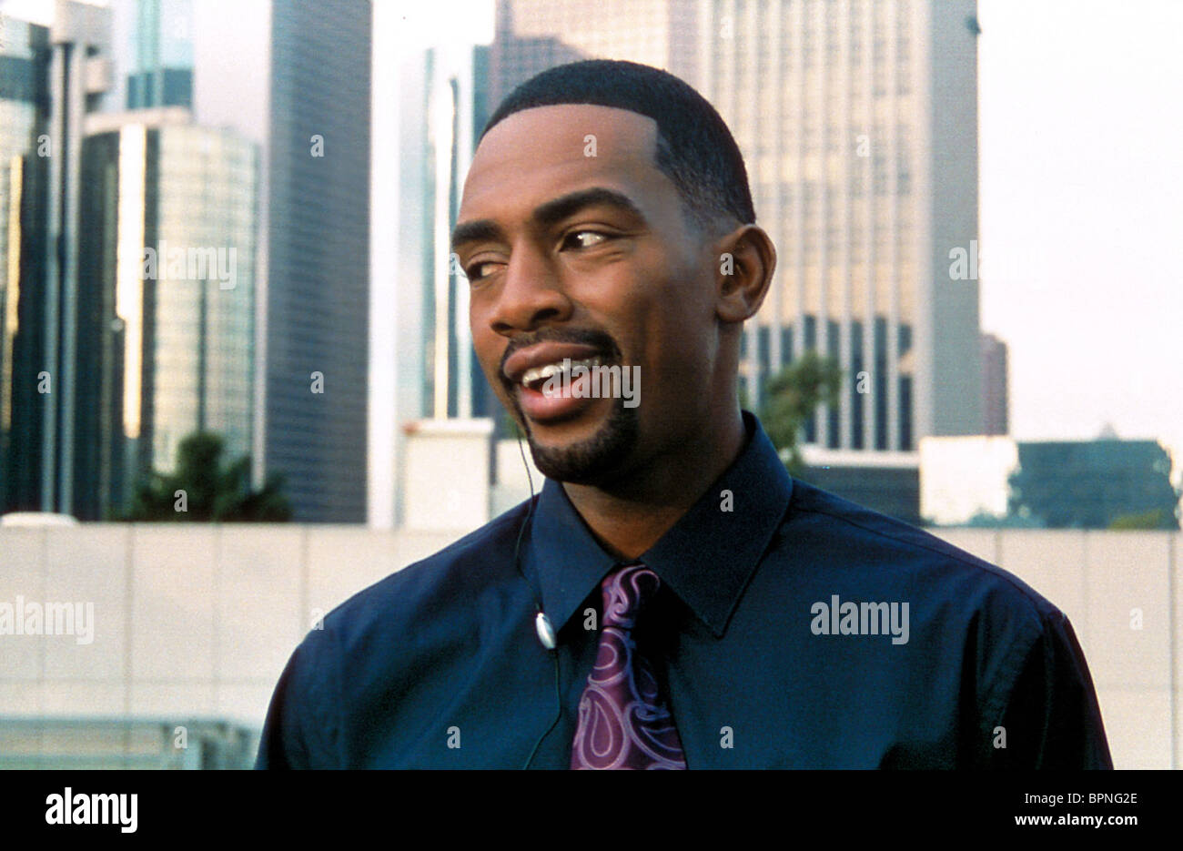BILL BELLAMY GETTING giocato (2005) Immagini Stock