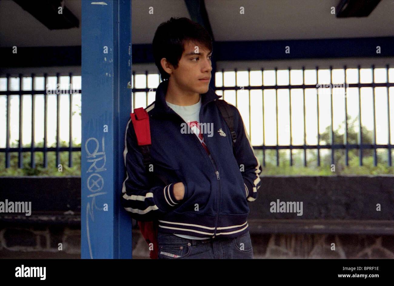 MIGUEL ANGEL HOPPE cielo rotto; EL CIELO DIVIDIDO (2006) Immagini Stock
