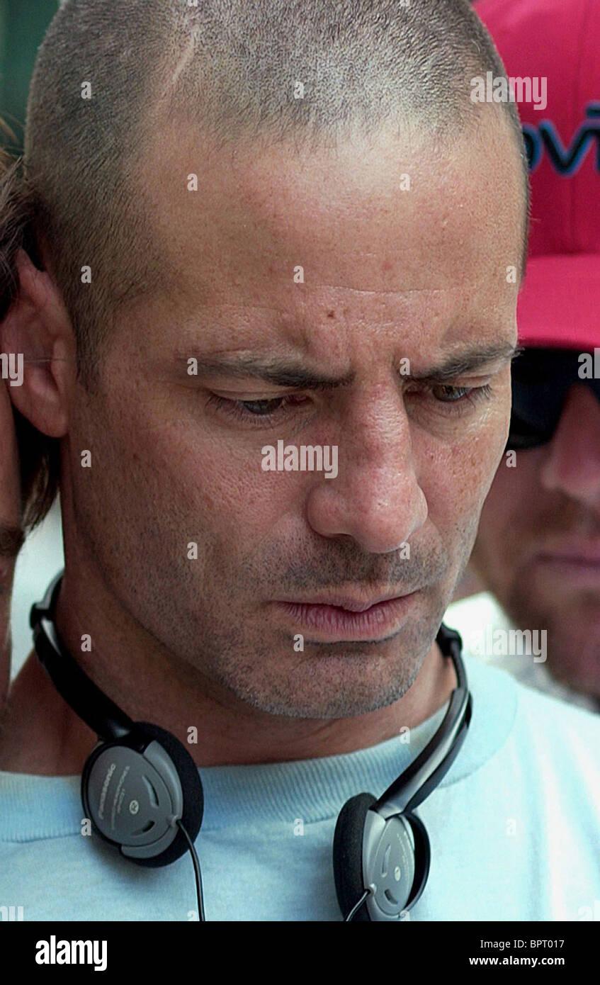 DITO MONTIEL UNA GUIDA PER RICONOSCERE I tuoi Santi (2006) Immagini Stock