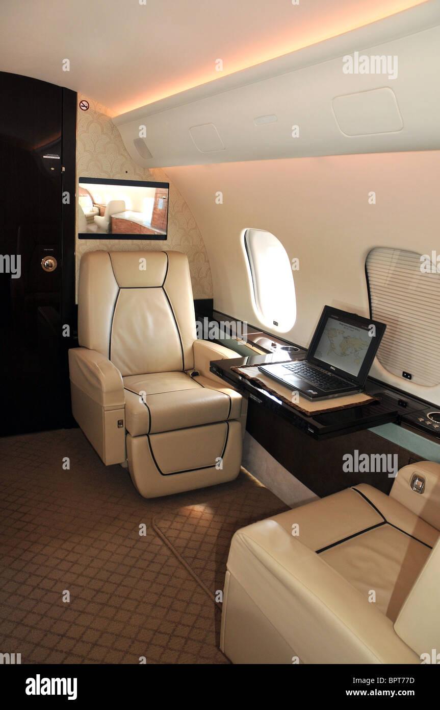 Jet Privato Lussuoso : Jet privato interni francesco in aereo i jet privati pi