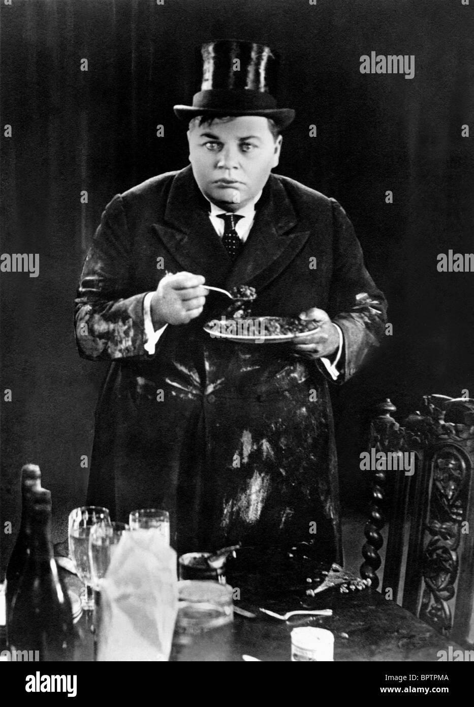ROSCO ARBUCKLE grassi attore (1910) Immagini Stock