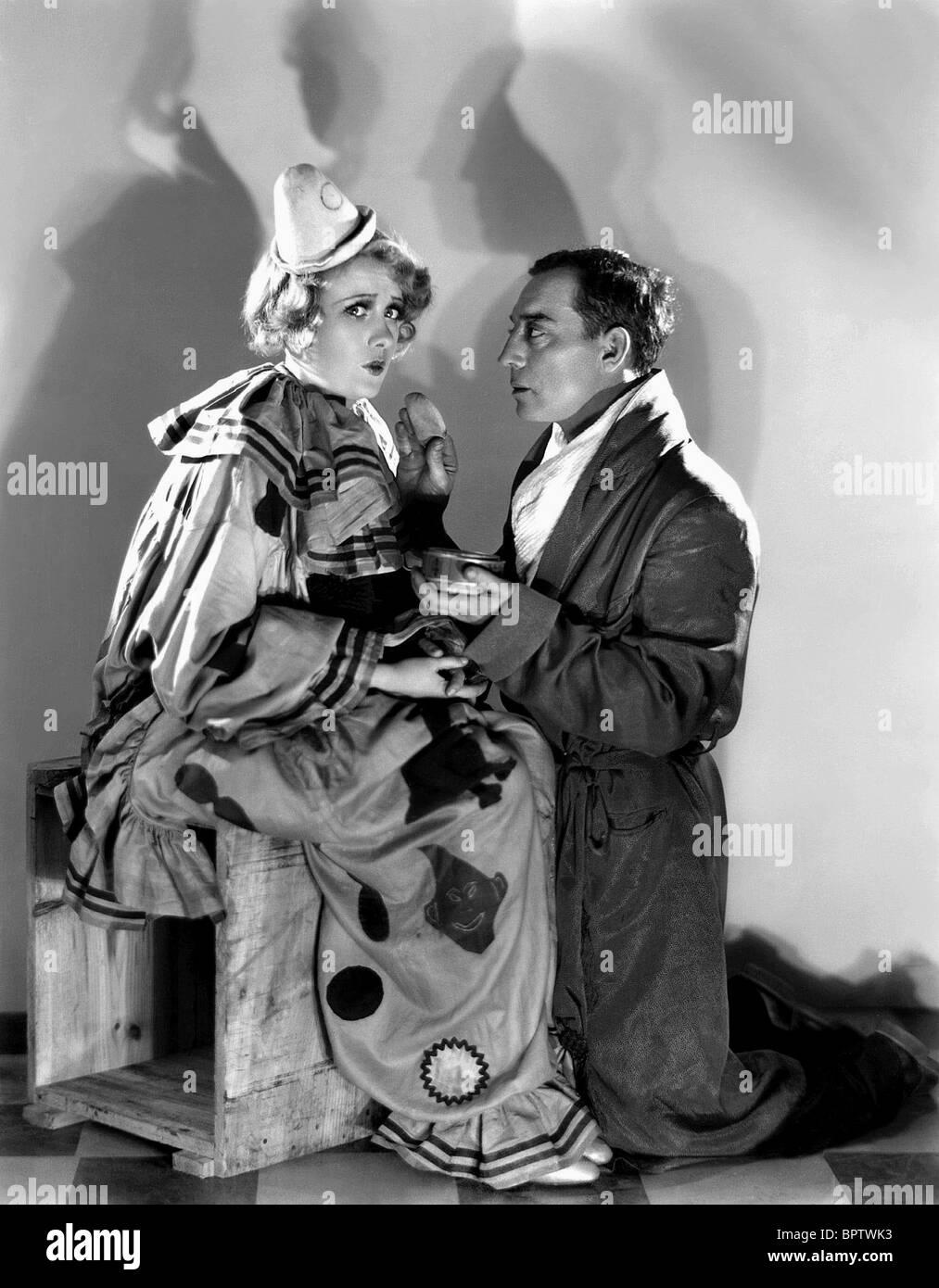 BUSTER KEATON attore (1931) Immagini Stock