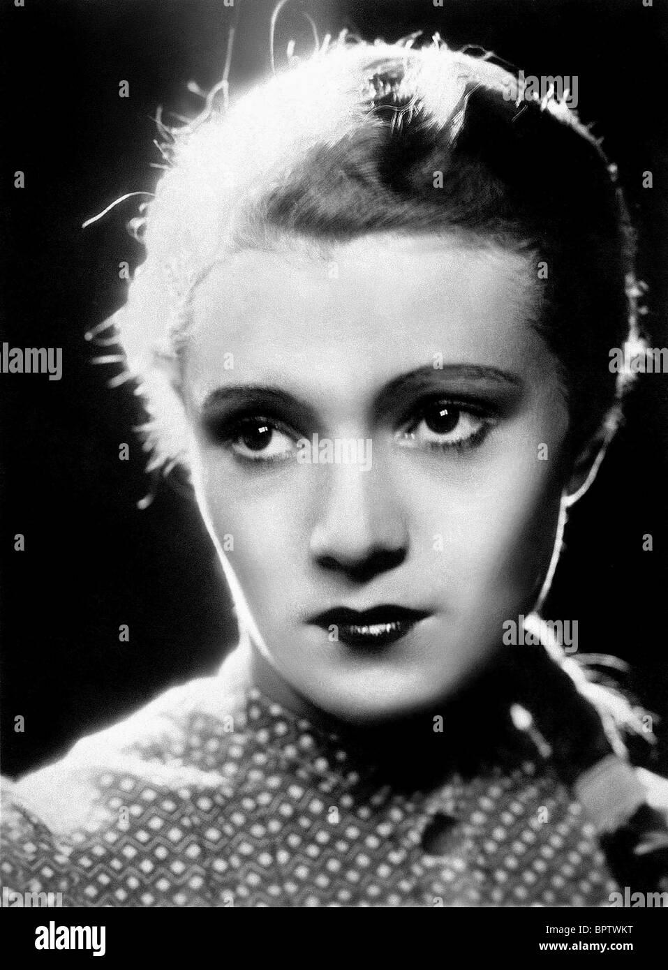 ANNABELLA ATTRICE (1930) Immagini Stock
