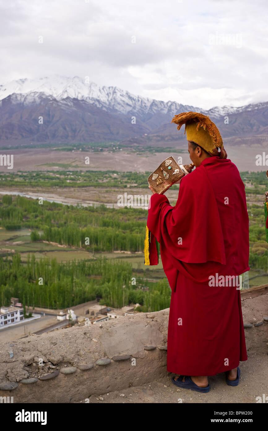 Monaci buddisti Immagini Stock