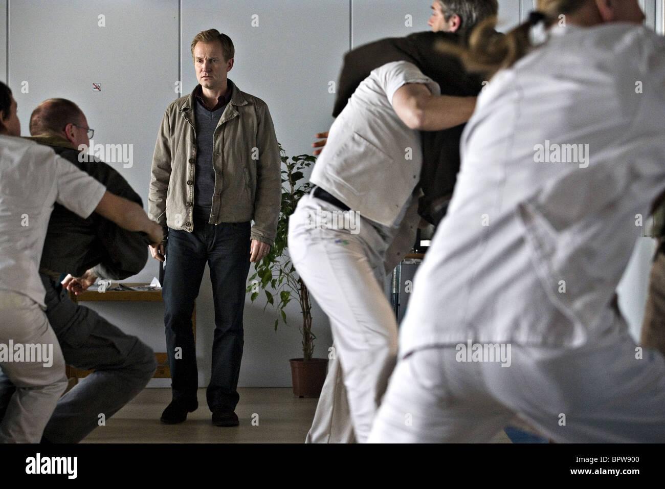 ULRICH THOMSEN Den du frygter; la paura di me non (2008) Immagini Stock