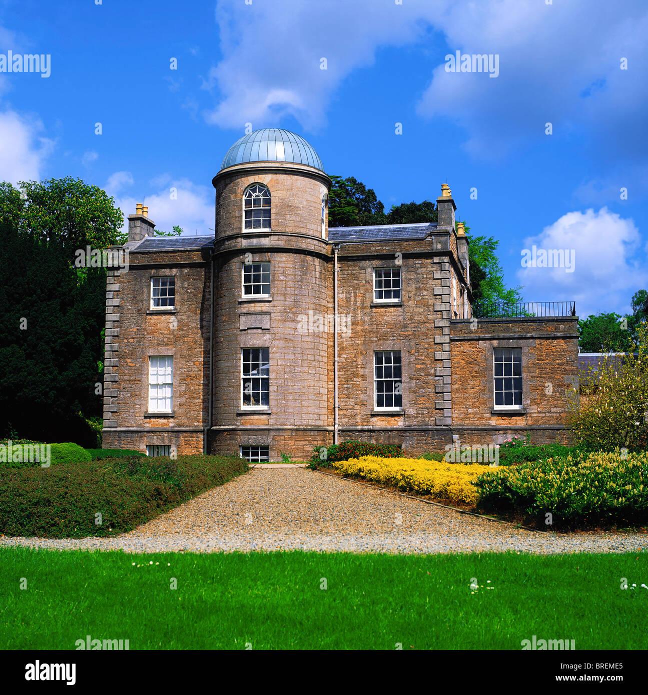 Armagh Observatory, CO ARMAGH, Irlanda, fondata nel 1790 dall'arcivescovo Richard Robinson Immagini Stock