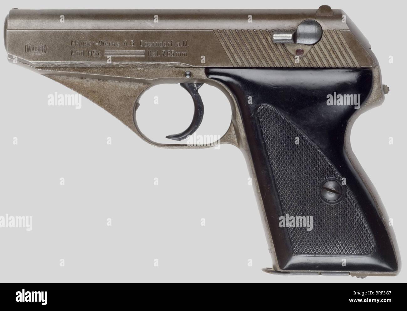 Datazione Mauser HSC