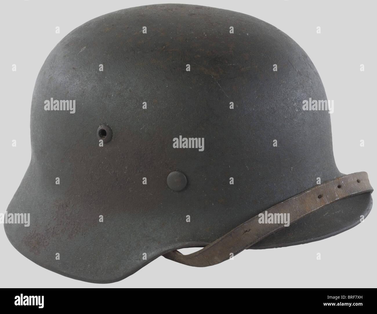 Una M35 40 acciaio casco dell organizzazione TODT 37baeb248724