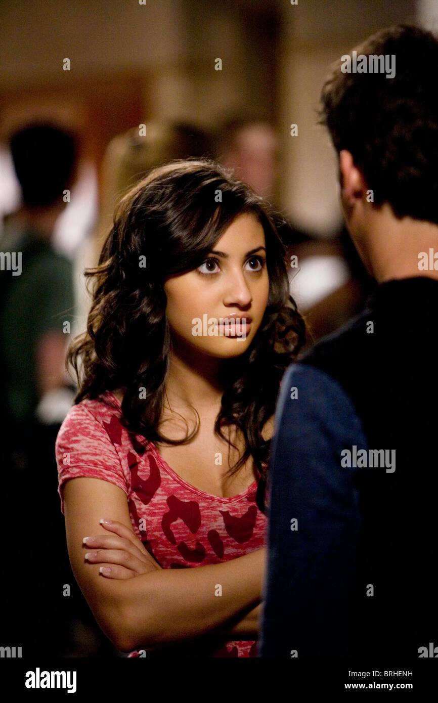 FRANCIA RAISA La vita segreta dell'adolescente americano (2008) Immagini Stock