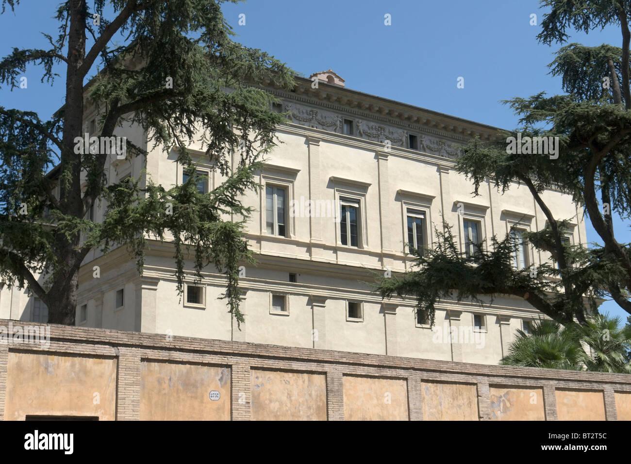 Villa Farnesina, Roma Immagini Stock