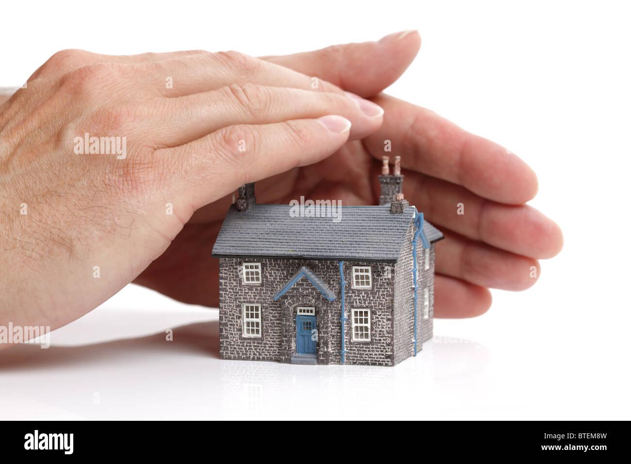 Protection immagini protection fotos stock alamy - Proteggere casa ...