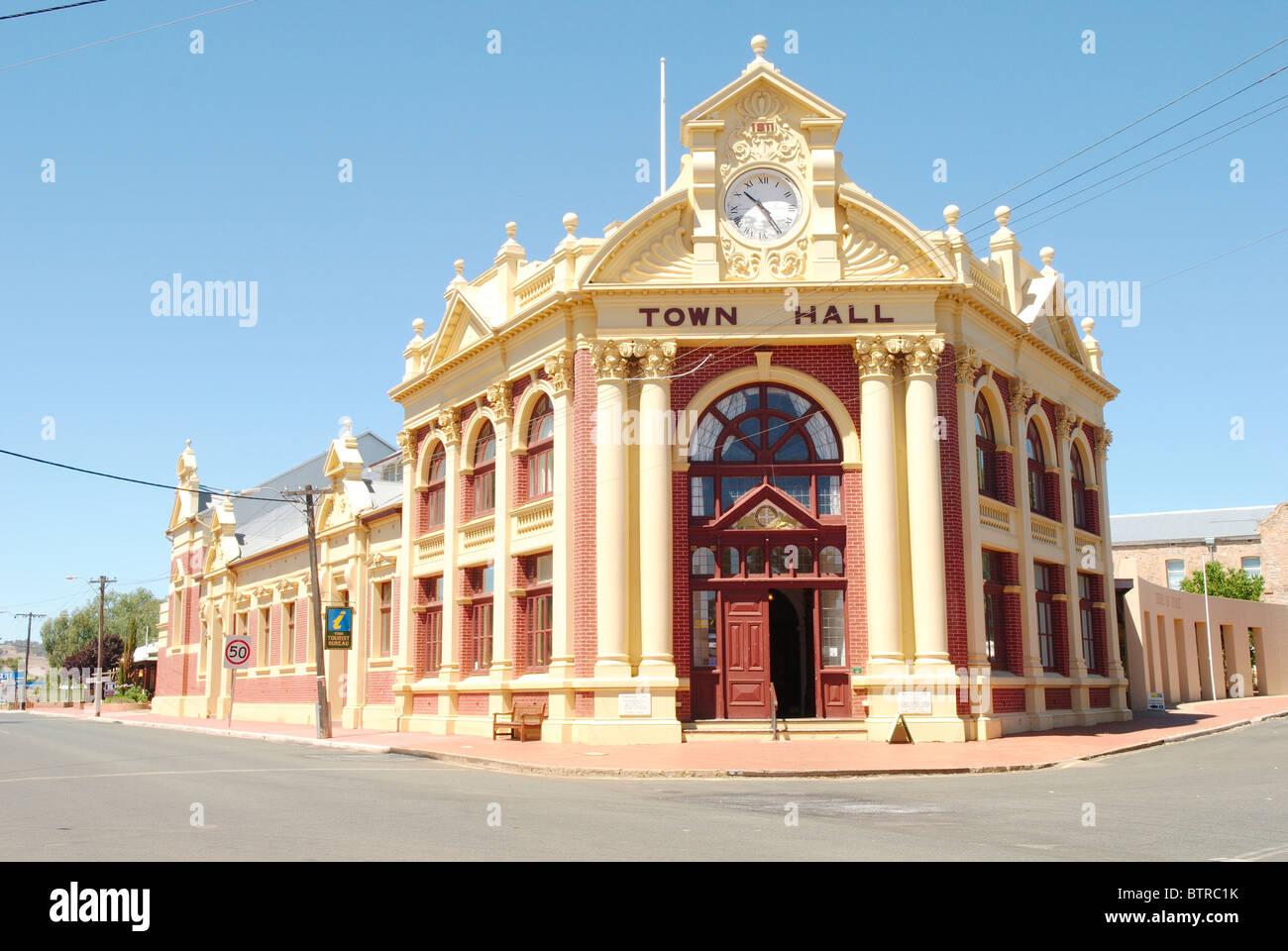 Australia, Oceania, Western Australia, York, Edificio Esterno Immagini Stock