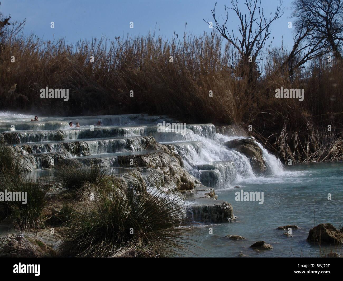 Saturnia Thermal Springs Immagini & Saturnia Thermal Springs Fotos ...