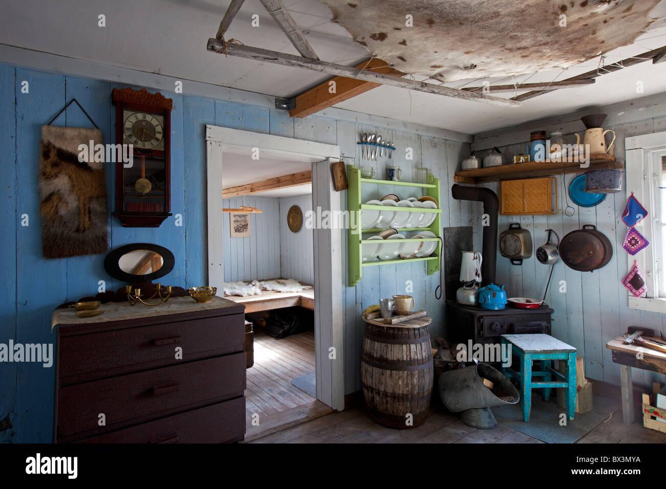 Interno di una casa tradizionale presso il museo di for Interno di una casa