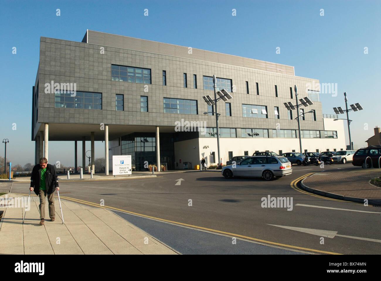 Gateway centro chirurgico con energia solare illuminazione nel