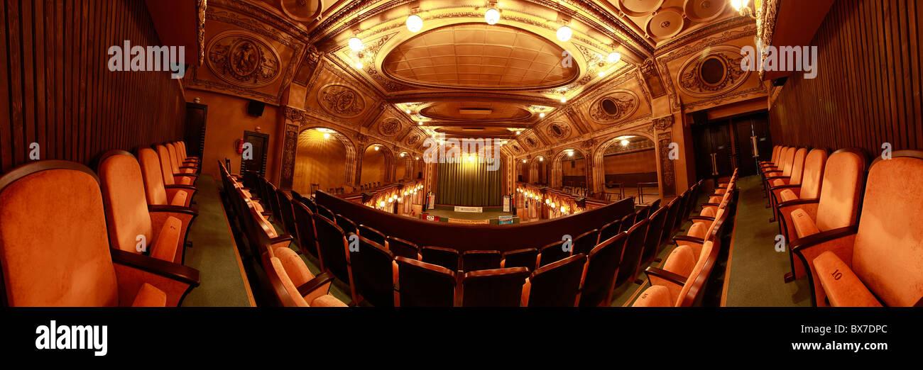 Lucerna palace, cinema Immagini Stock