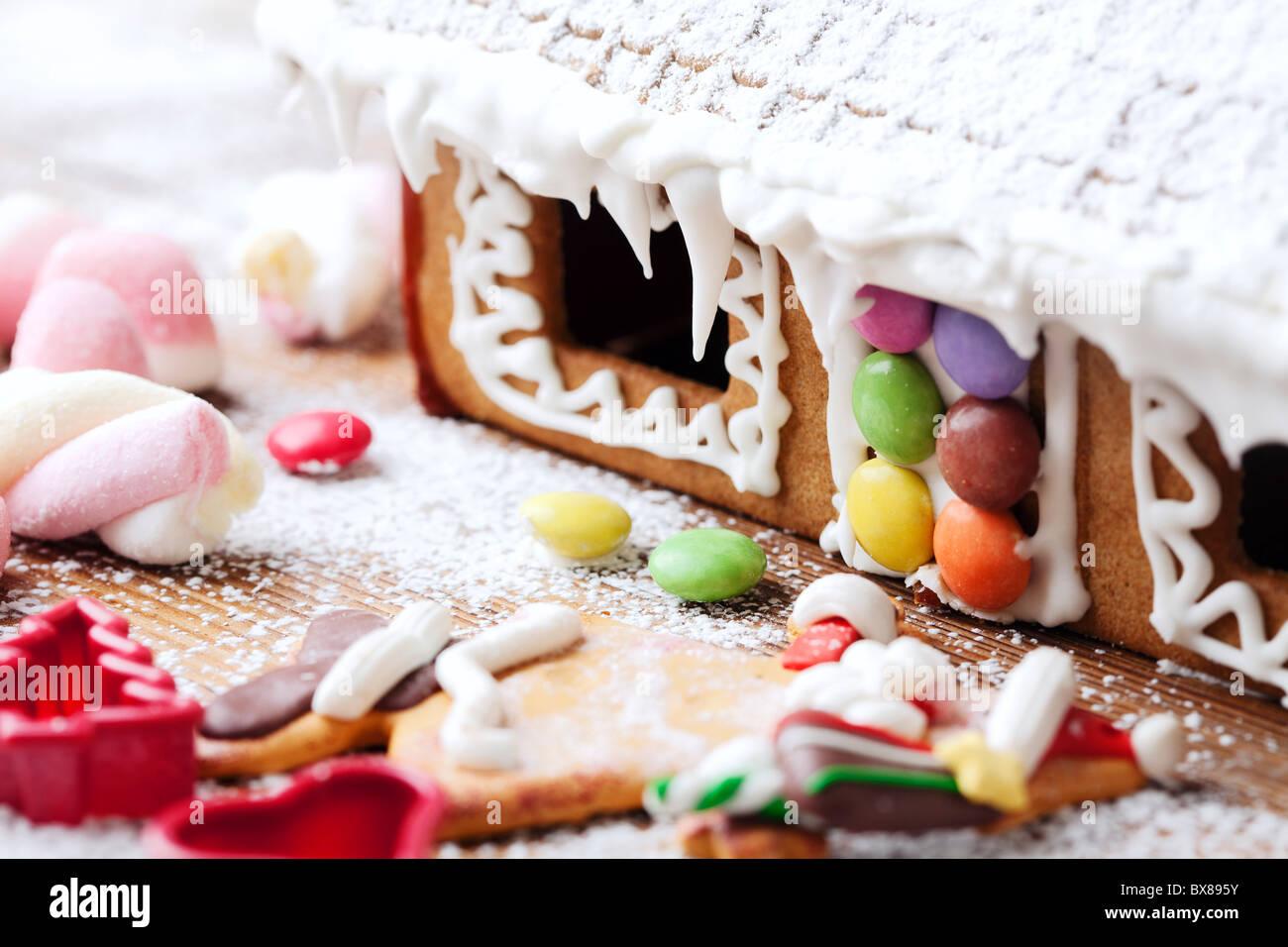 Gingerbread Immagini Stock