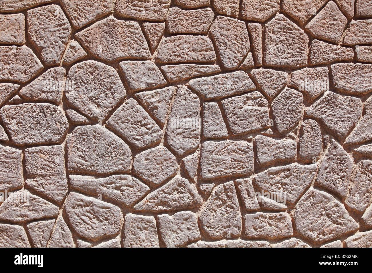 Le pietre come uno sfondo Immagini Stock