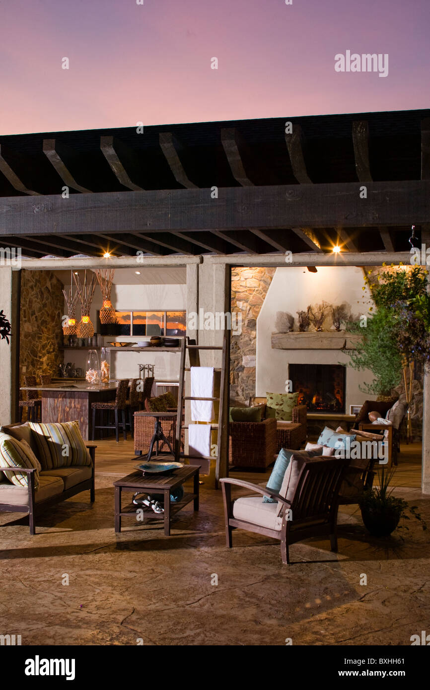 Colorado casa di lusso costruito da brannen case e for Casa di lusso