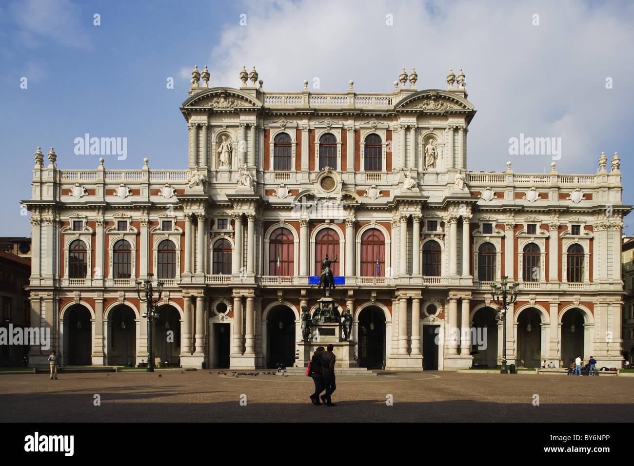 Museo Del Risorgimento Torino.Museo Nazionale Del Risorgimento Torino Piemonte Italia Foto