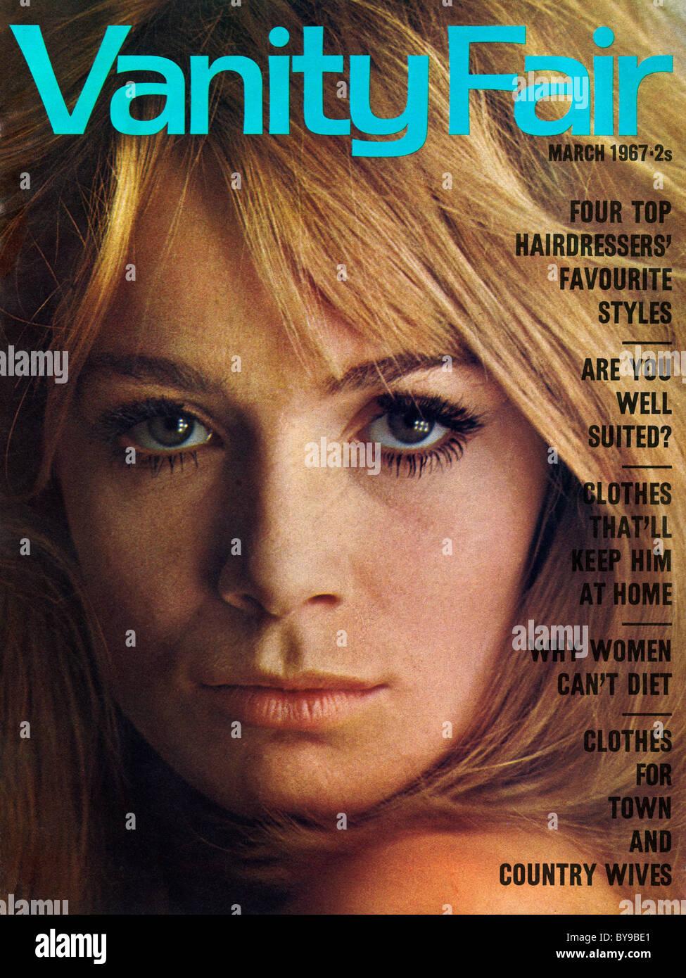 Copertina di Vanity Fair Magazine di marzo 1967 al prezzo di ...