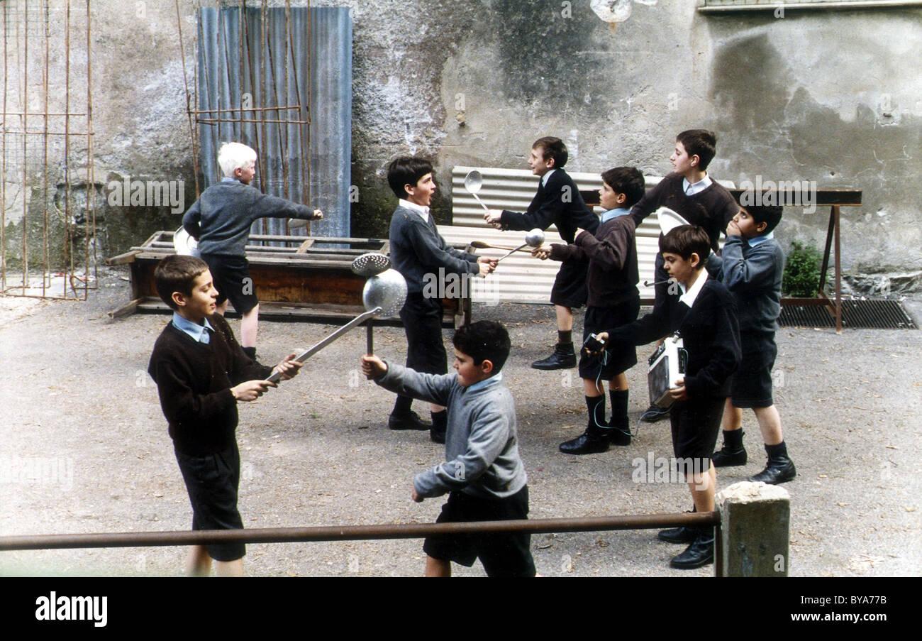 Rosso come il cielo Anno : 2006 Italia Direttore : Cristiano Bortone Luca Capriotti Immagini Stock