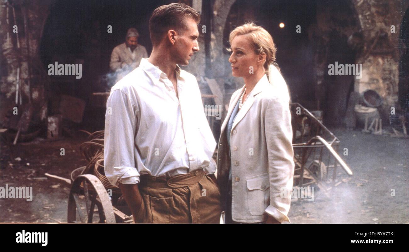 Il Paziente Inglese Anno : 1996 USA Direttore : Anthony Minghella Ralph  Fiennes, Kristin Scott Thomas Foto stock - Alamy