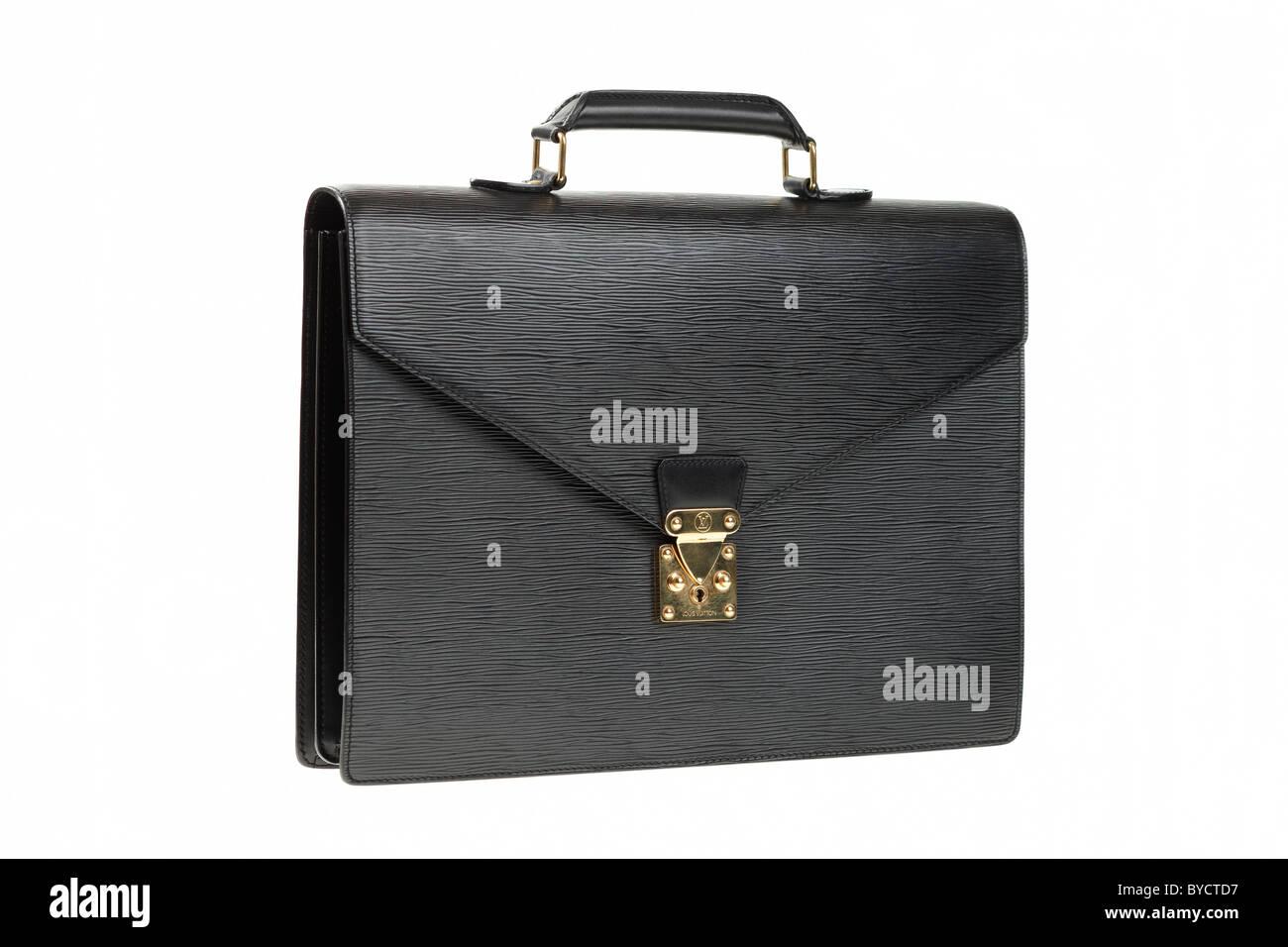 Louis Vuitton Uomini Valigetta Realizzata In Pelle Epi Su Sfondo