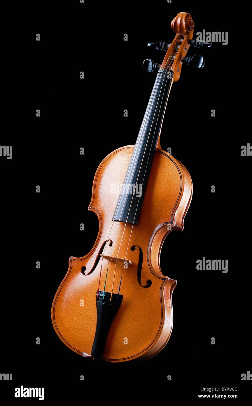 Violino,uno strumento musicale Immagini Stock