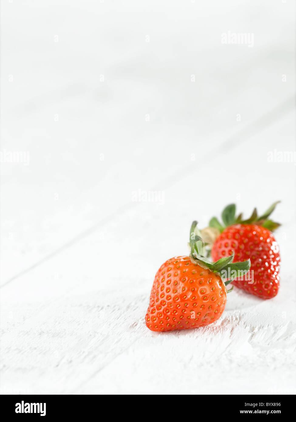 fragole Immagini Stock