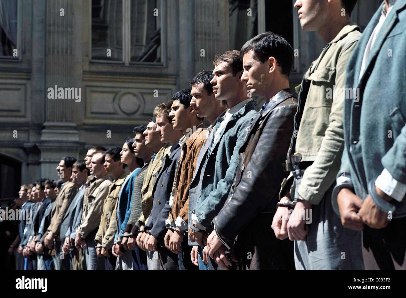 La resistenza armata del crimine; l'Armée du crimine (2009) Immagini Stock