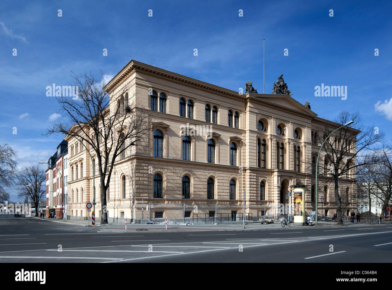 Il benessere sociale corte, Berlin-Mitte, Berlino, Germania, Europa Immagini Stock