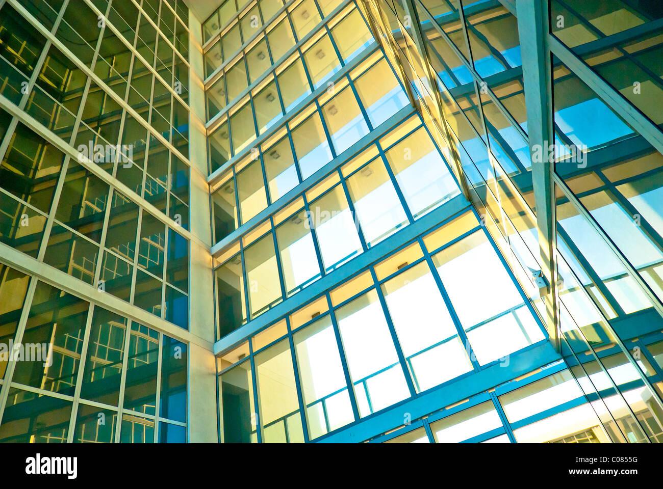 Tempo Miami, un Rock Resort hotel di lusso che si affaccia sulla Baia di Biscayne a Miami, Florida, Stati Uniti Immagini Stock