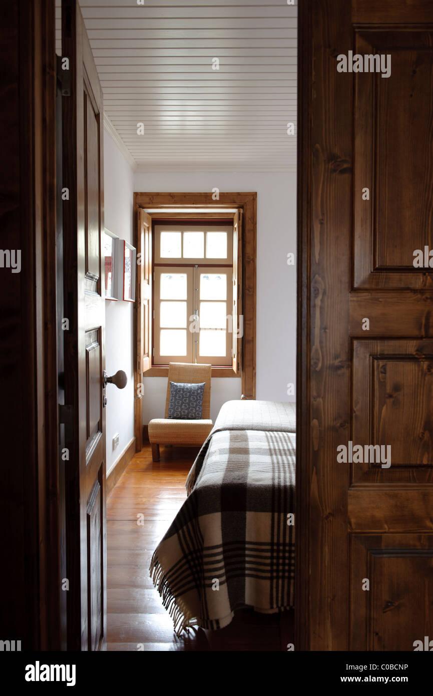 Best camera da letto con decorazioni rustiche with camere - Stanze da letto rustiche ...