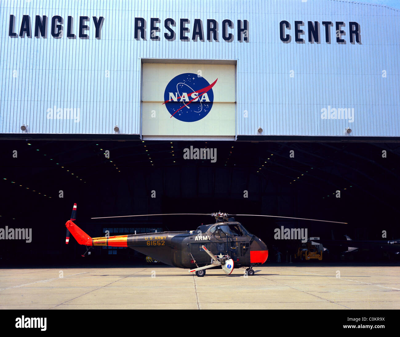 Sikorsky JH-19 Chickasaw Foto Stock